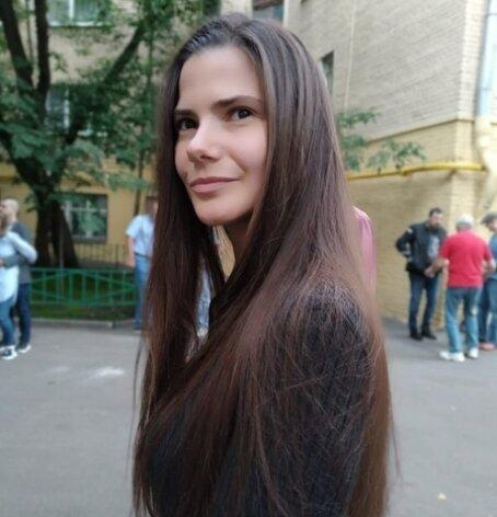 Анастасия Благоевич, дочь