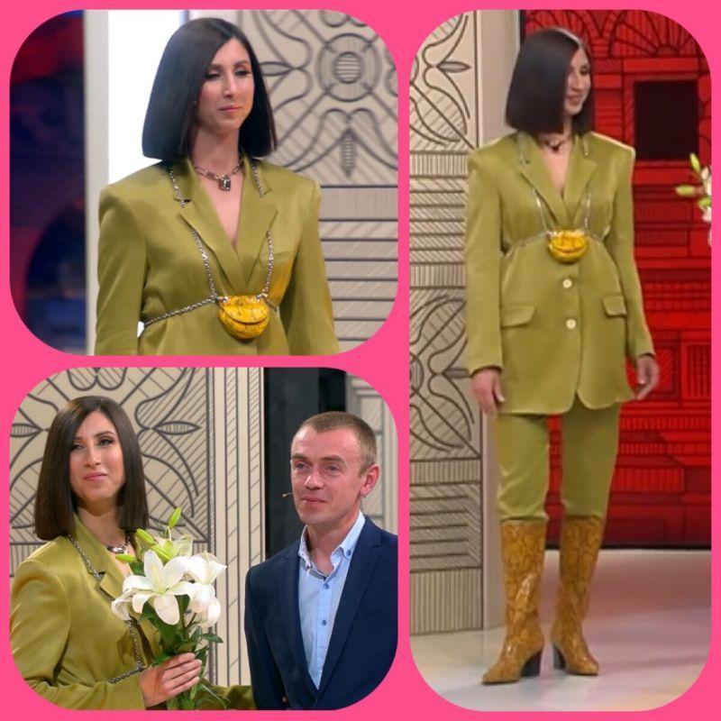 """Муж привел на """"Модный приговор"""" бывшую жену и подобрал образы лучше стилистов - зрители в зале его поддержали"""