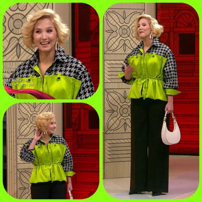 """По мнению Эвелины Хромченко стилисты сделали героине вместо дрэдов причёску как у тётеньки на """"Модном приговоре"""""""