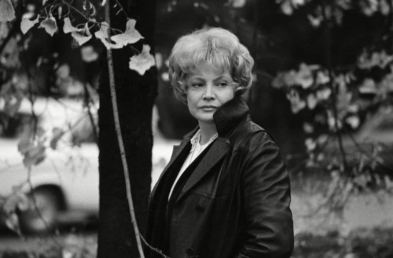"""Татьяне Дорониной 87 лет. Как сложилась судьба потрясающей актрисы из фильма """"Три тополя на Плющихе"""""""