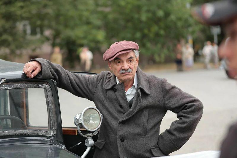 Актер Панкратов-Черный был серьезно травмирован на съемках сериала — Российская газета