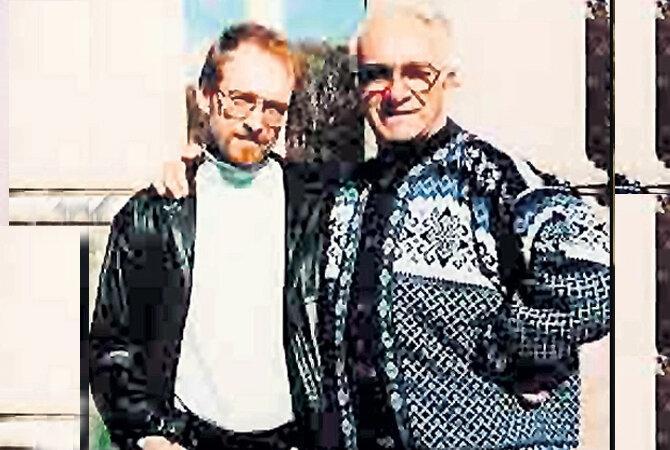 Игорь Дмитриев с сыном Алексеем. Источник: s7.cdn.eg.ru