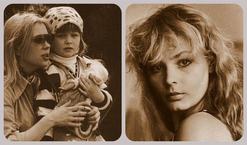 Ирина с дочкой/ Виктория Шварц