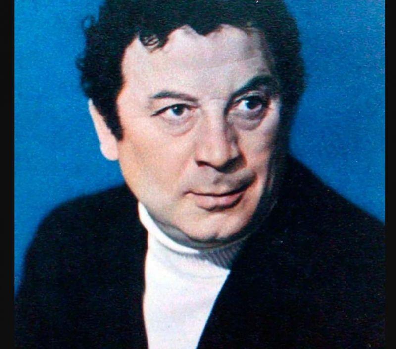 Борис Сичкин. Фото взято из свободного источника