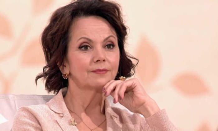 62-летняя Вера Семёновна Новикова