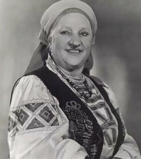 Гликерия Васильевна